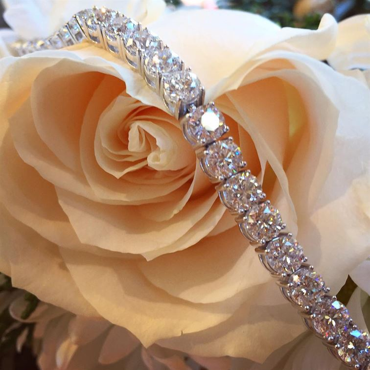 "New Year resolution inspiration: ""Don't save something for a special occasion. Every day of your life is a special occasion."" - Thomas S. Monson #resolution #newyears #makeeverydayspecial #youdeserveit #roses #diamonds #wearyourjewels #useyourgoodstuff #happynewyear #brombergsjewelry #enjoyinglife"