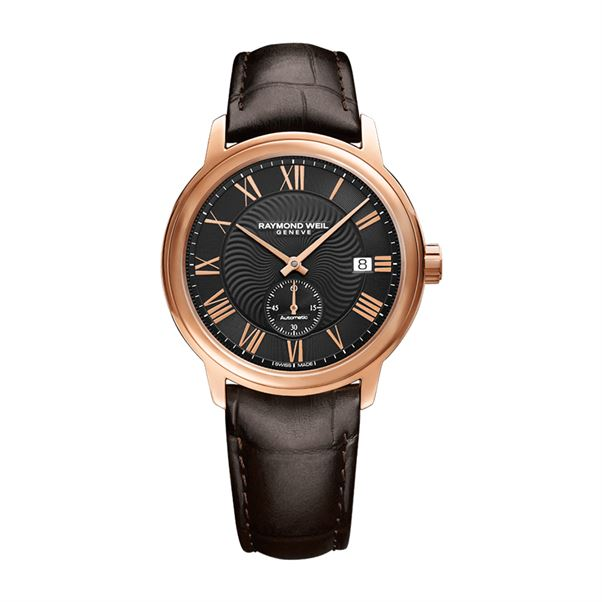 Raymond Weil fine watch at Brombergs